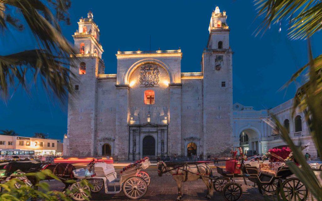 Mérida la Ciudad Blanca