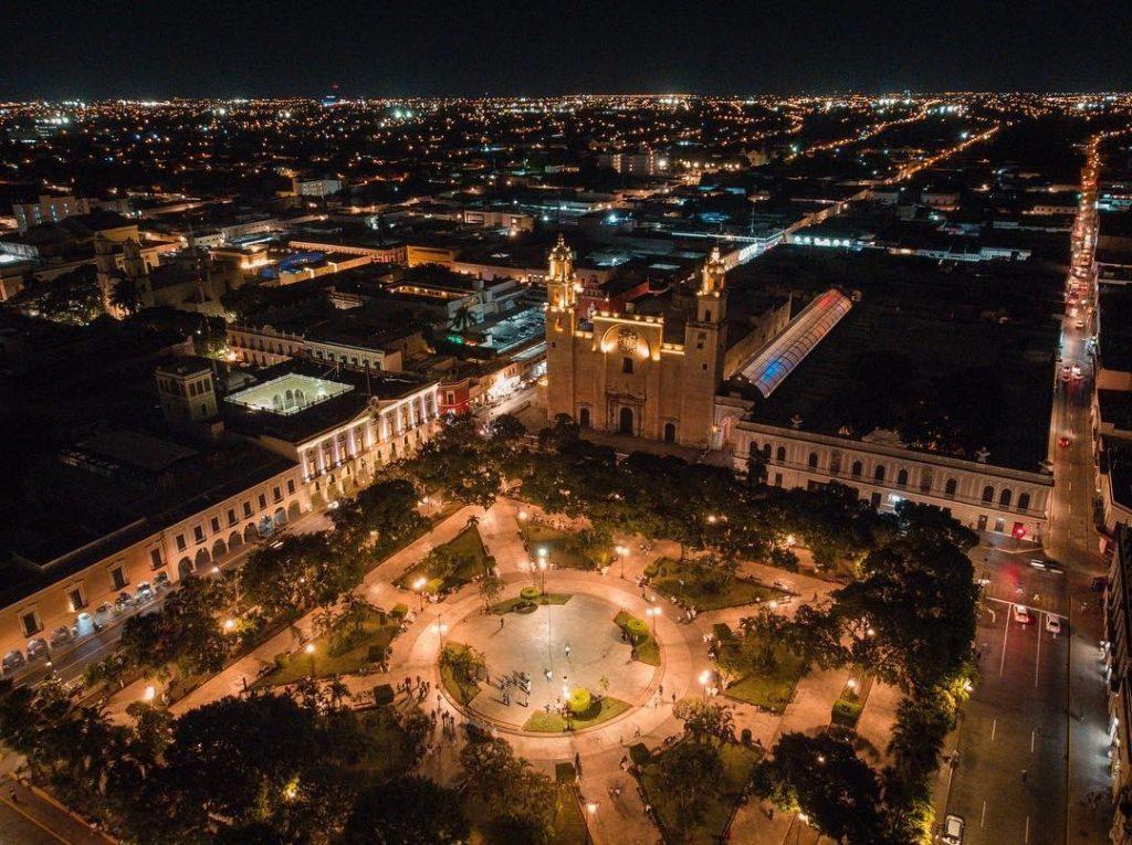 """Mérida como """"la ciudad blanca"""""""