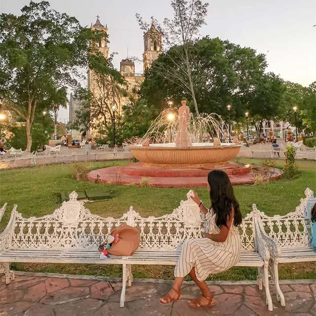 Parque-Francisco-Cantón-Rosado-Valladolid-Yucatán-2