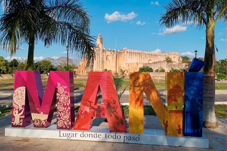 Maní Yucatán Pueblo mágico 2020