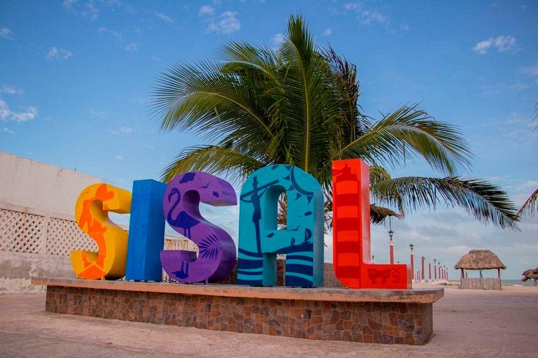 Sisal Yucatán, Pueblo mágico 2020